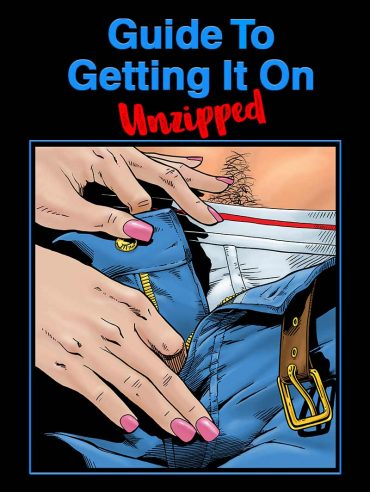 "Front Cover of the ""Guide To Getting It On"""