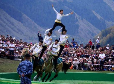 The World Nomad Games—Central Asia's biggest sporting event